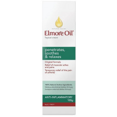 Elmore Oil Topical Cream 100g