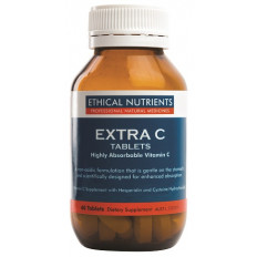 Ethical Nutrients Extra C 60 Tablets
