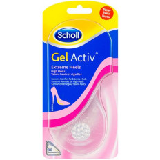 Scholl Gel Activ Insoles for Women Extreme Heels 1 Pair