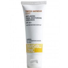 Invisible Zinc Tinted Light DayWear SPF 30+ For Light to Medium skin Tone 50G * IN STOCK *