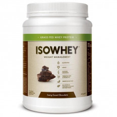 Isowhey Ivory Coast Chocolate 672g (21 serves)