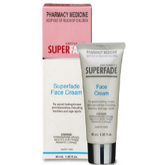 John Plunkett's Superfade Face Cream 40ml