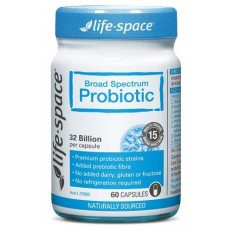 Life Space Broad Spectrum Probiotic 60 capsules