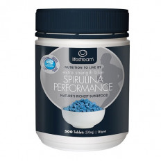 lifestream High Phycocyanin Spiriluna Blue 500 TAB