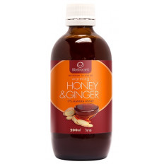 LifeStream Honey and Ginger Syrup 200mL