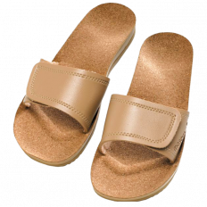 Maseur Gentle Massage Sandal Beige