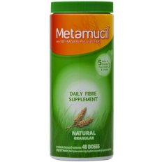 Metamucil Granular Powder Natural 48 Doses 336g
