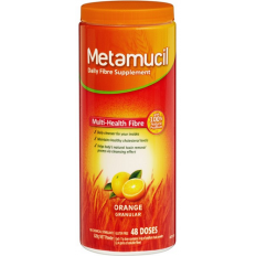 Metamucil Granular Powder Orange 48 Doses 528g