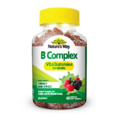 Nature's Way B Complex Adult Vita Gummies 60