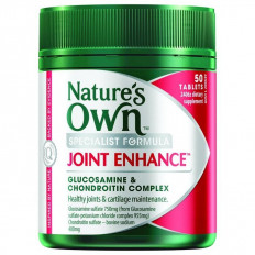 Nature's Own Specialist Formula Joint EnhanceTablets x50