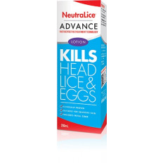 NeutraLice Advance Lotion 200ML