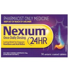 Nexium 24HR 20MG 14 Tablets
