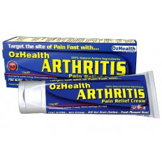 Oz Health Arthritis Relief Cream 114g