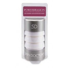 PowerBrasion Sponges x 6 * Skin Doctors *