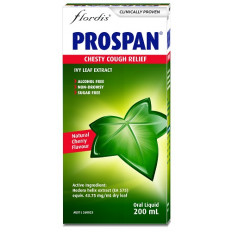 Prospan by Flordis Chesty Cough Oral Liquid 200mL