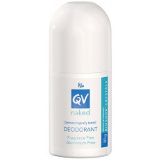 Ego QV Naked Deodorant Roll On 80g
