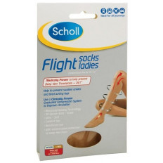 Scholl Flight Socks Ladies 1 Pair Aus 4-6