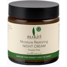 Sukin Moisture Restoring Night Cream 120mL