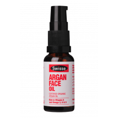 Swisse Certified Organic Argan Face Oil 20mL