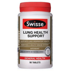 Swisse Ultiboost Lung Health Support 90 Tablets