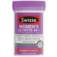 Swisse Women's Ultivite 65+ 60 Tablets