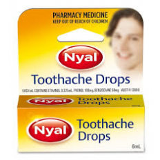 Nyal Toothache Drops