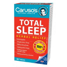 Caruso's Total Sleep 48 Tablets