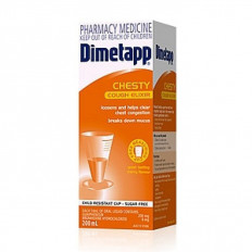 Dimetapp Chesty Cough Elixir 200mL