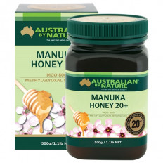Australian by Nature Manuka Honey (20+) 500g
