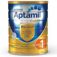 Aptamil Gold + 1 Infant Formula 900g