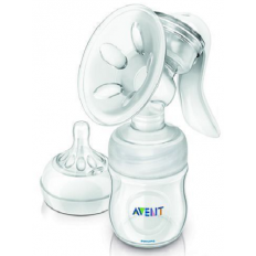 Avent Comfort Natural Manual Breast Pump