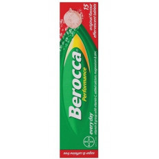 Berocca Performance Effervescent Tab Original 15