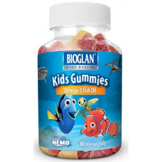 Bioglan Kids Gummies Omega 3 Fish Oil 60 Gummies