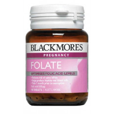 Blackmores Folate 500mcg 90 Tablets