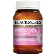 Blackmores Pregnancy And Breast-Feeding GOLD 180 Caps