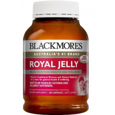 Blackmores Royal Jelly 550mg x365 Caps