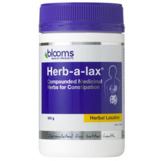 Blooms Herb-a-lax Blended Medicinal Herbs 100g