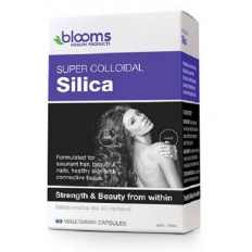 Blooms Super Colloidal Silica 60 Caps