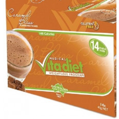 Medical Vita Diet Caramel Bliss Shake x14