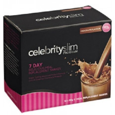 Celebrity Slim 7 Day Chocolate Pack