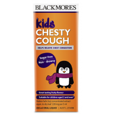 Blackmores Kids Chesty Cough Oral Liquid 200mL