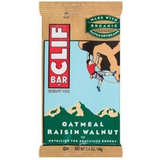 Clif Bar Oatmeal Raisin Walnut x 12