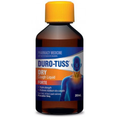 Duro-Tuss Dry Cough Liquid Forte 200mL