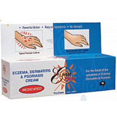 Emu Fire Eczema, Dermatitis and Psoriasis Cream 75g