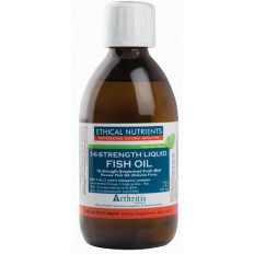 Ethical Nutrients Liquid Fish Oil Fresh Mint 280mL