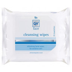 Ego QV Face Cleansing Wipes 25