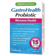 Gastro Health Probiotic Womens Health 30 Caps