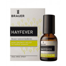 Brauer Hayfever Oral Spray 20ml