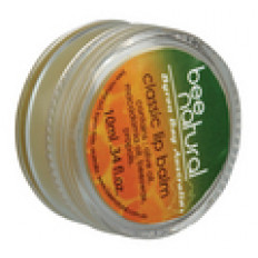 Bee Natural Lip Balm Classic Unscented 10g