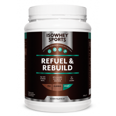 Isowhey Sports Refuel & Rebuild 500g